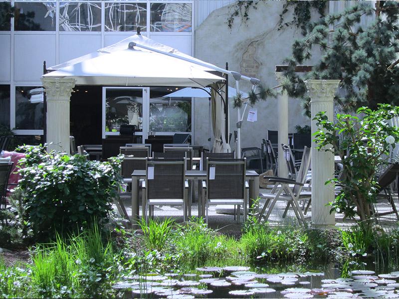 Einrichtungshaus Schulze Rödental - Gartenmöbel