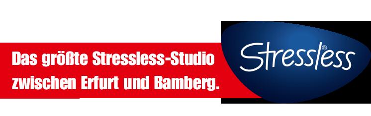 Das größte Stressless-Studio zwischen Erfurt und Bamberg - Möbel Schulze Coburg, Rödental & Ilmenau