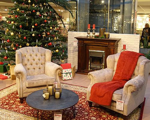 Zauberhafte Weihnachtsmärkte in der Schulze Möbelstadt - Möbel Schulze
