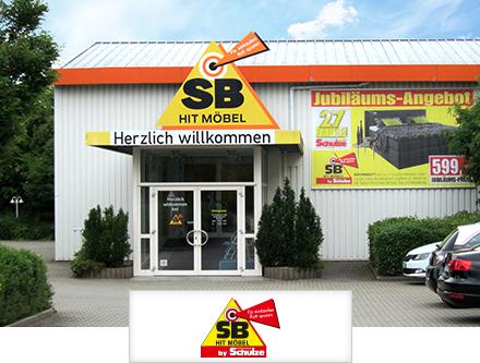 SB Hit Möbel Ilmenau - Möbel Schulze