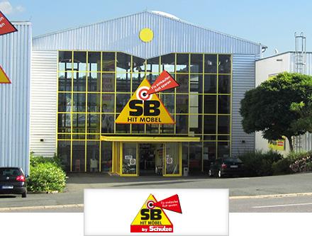 SB Hit Rödental - Möbel Schulze