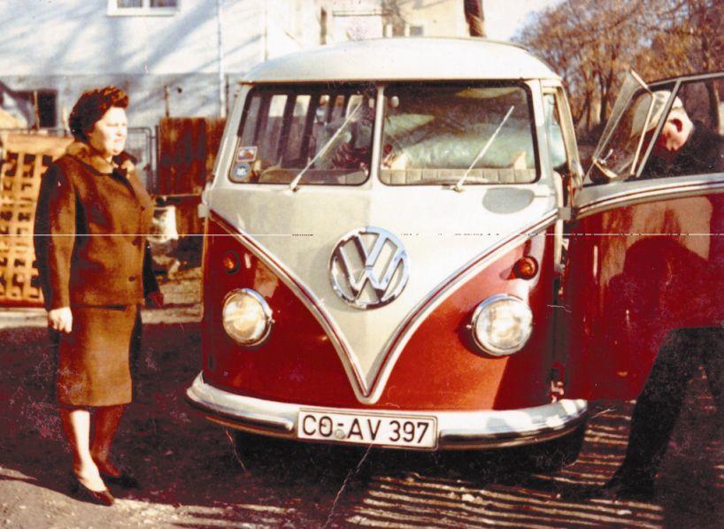 Chronik - Möbel Schulze im Jahr 1968