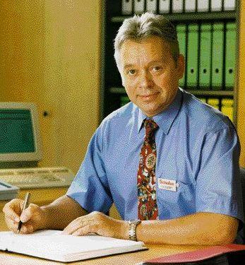 Chronik - Möbel Schulze im Jahr 1987- Wolfgang Schulze übernimmt die Geschäftsführung.