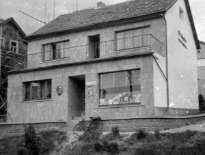 Chronik - Möbel Schulze Firmenumbau 1922