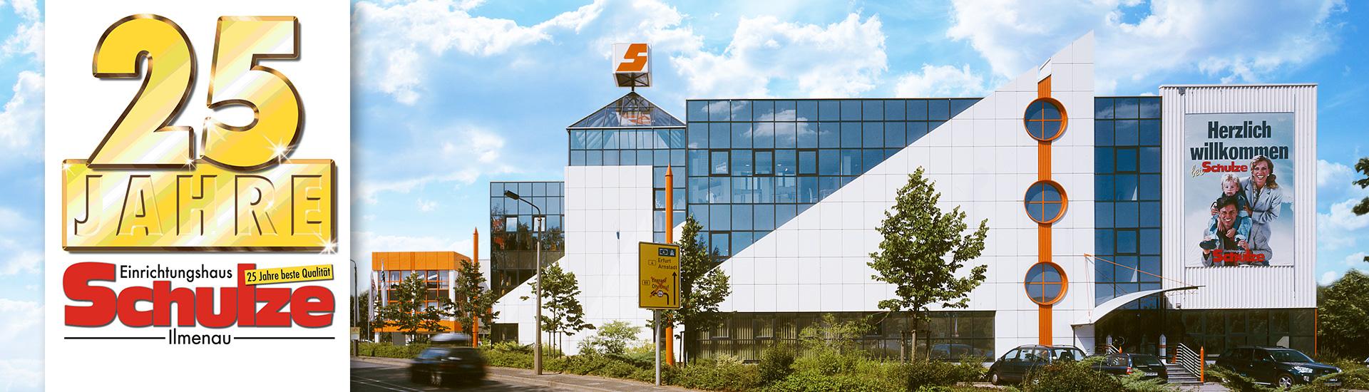 Nachrichten Möbel Schulze - 25 Jahre Einrichtungshaus Schulze Ilmenau