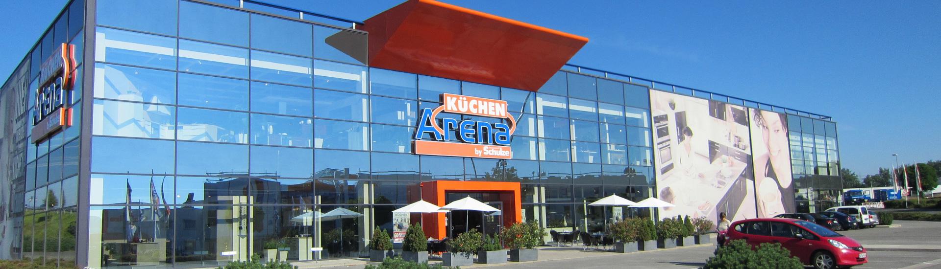 Küchen Arena Rödental - Coburg