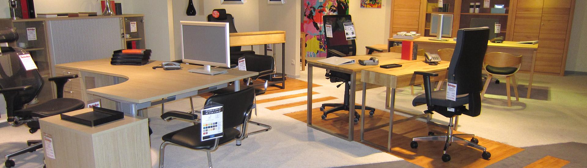 Büroausstattung - Büromöbel - Einrichtungshaus Schulze Ilmenau
