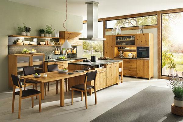 Naturholzküchen - Küchen Arena Rödental