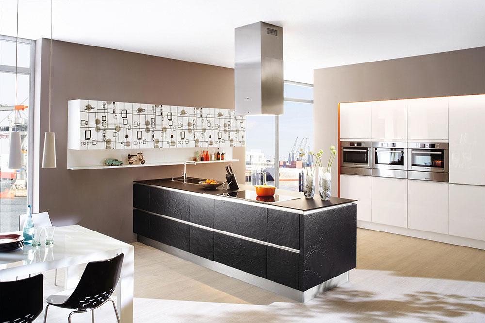 moderne küchen | küchen arena by möbelstadt schulze in rödental, Kuchen deko