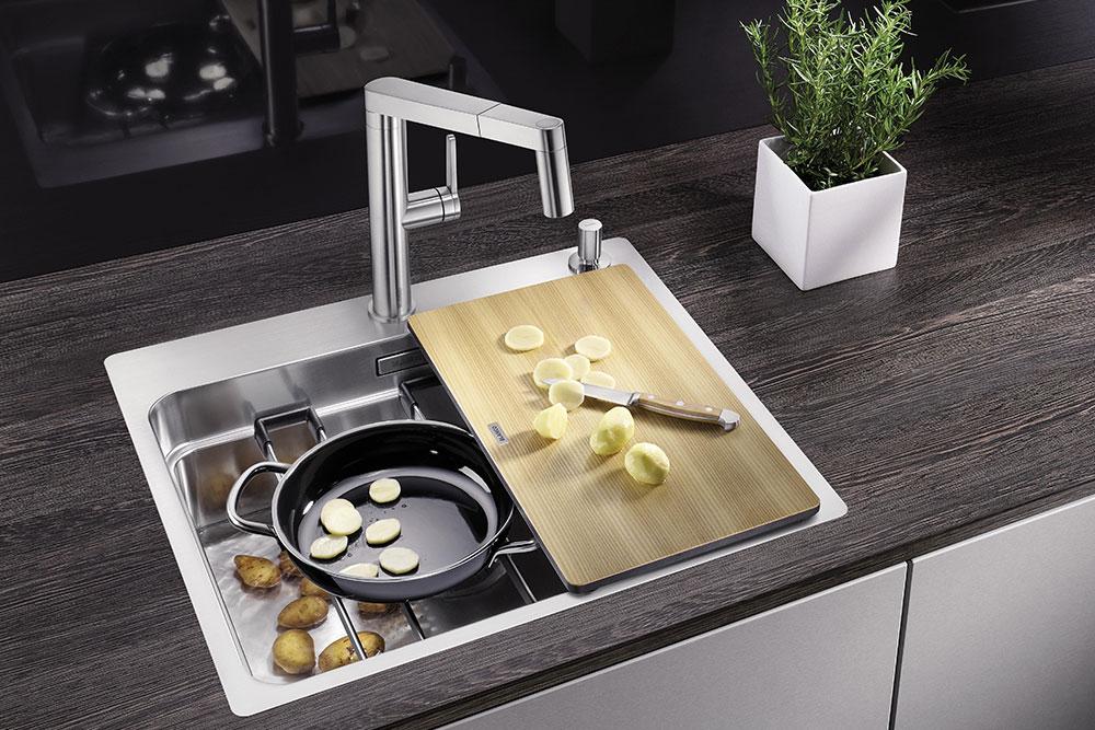 Mehr als ein Becken: Blanco-Etagenbecken - Küchen Arena Rödental - Coburg