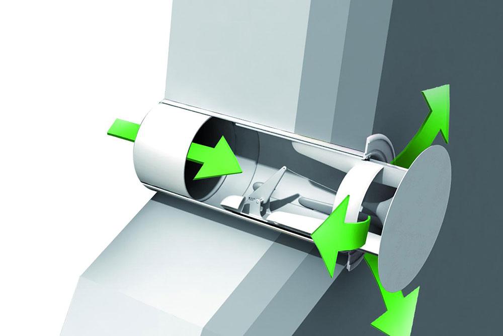 Naber Compair flow - Lüftungstechnik