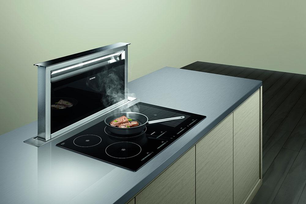 Siemens Tischlüfter: Innovation zum Ausfahren - Küchen Arena Rödental - Coburg