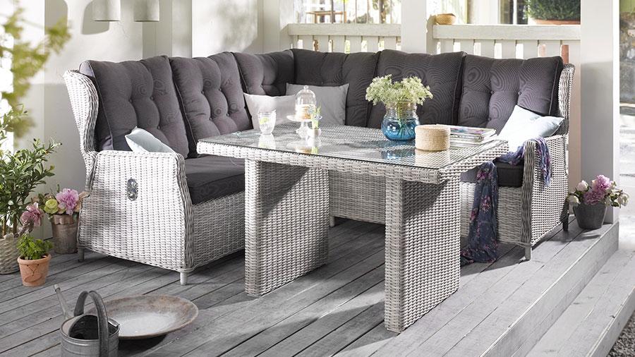 Gartenmöbel Lounge-Gruppe - Möbel Schulze Coburg, Rödental & Ilmenau