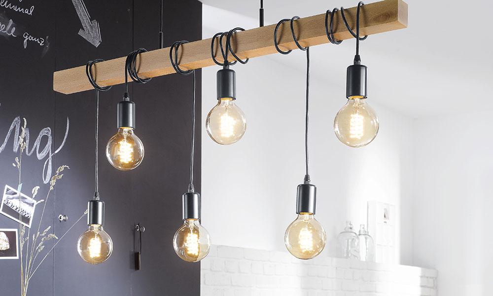 Lampe Industrial-Style | Möbel Schulze
