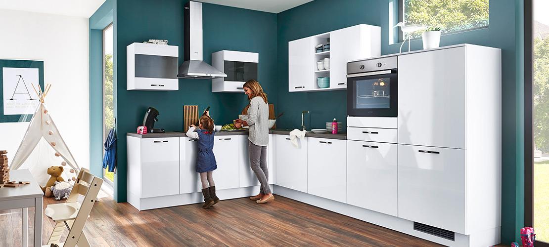 Küchenzeile - Mobile Rödental