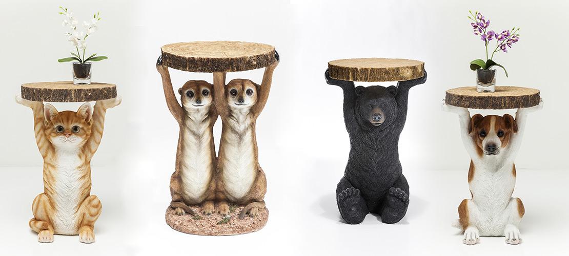 Wohnaccessoires - Tierfiguren - Mobile Rödental