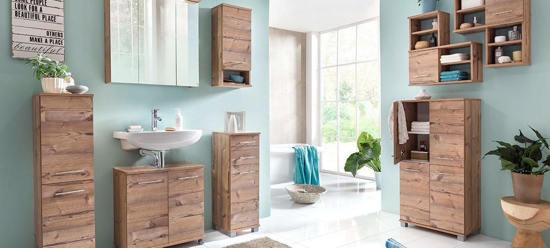 Moderne Badezimmermöbel - Mobile Rödental
