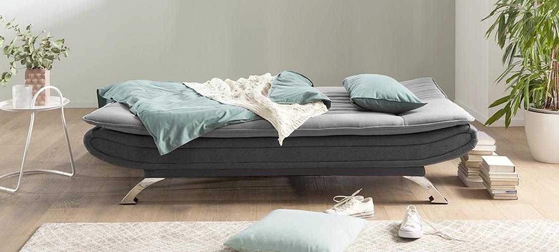 Moderne Schlafcouch - Mobile Rödental