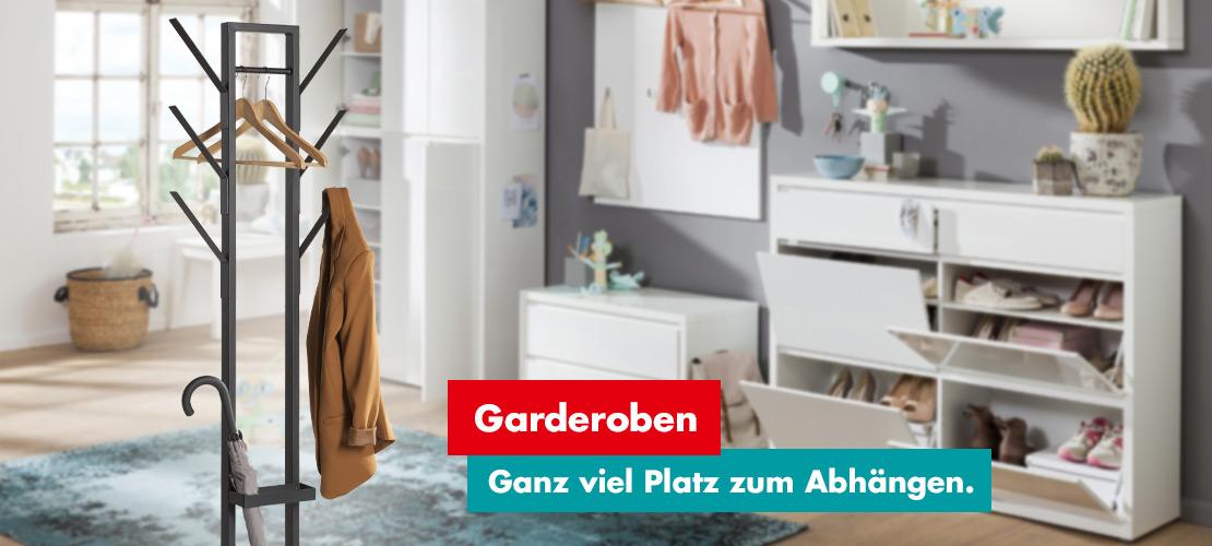 Mobile Rödental - Garderoben und Flurmöbel