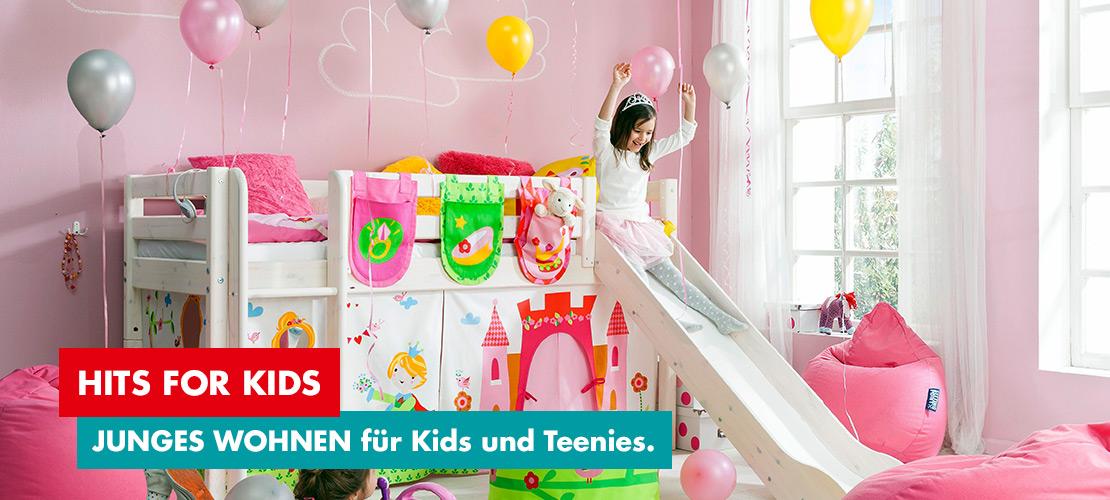 Mobile Rödental - HITS FOR KIDS - Junges Wohnen für Kids und Teenies.