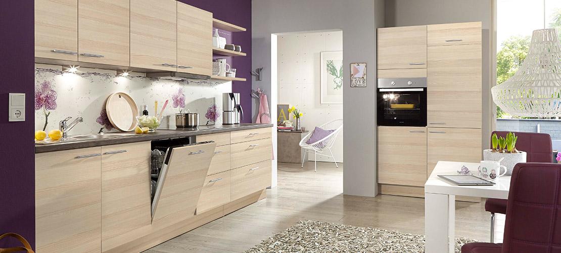 Moderne Familienküche - Mobile Rödental