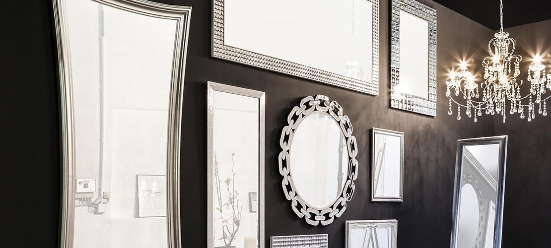 Spiegel aus der Wohnboutique - Mobile Rödental