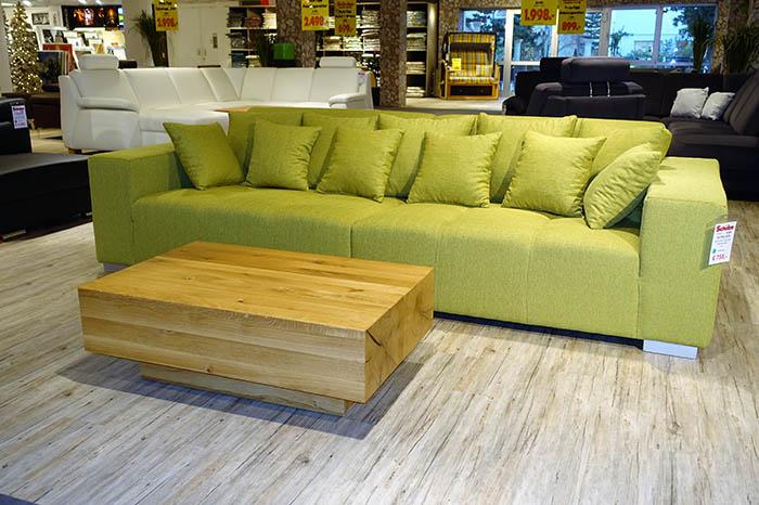 Grüne Couch | Einrichtungshaus Schulze Rödental