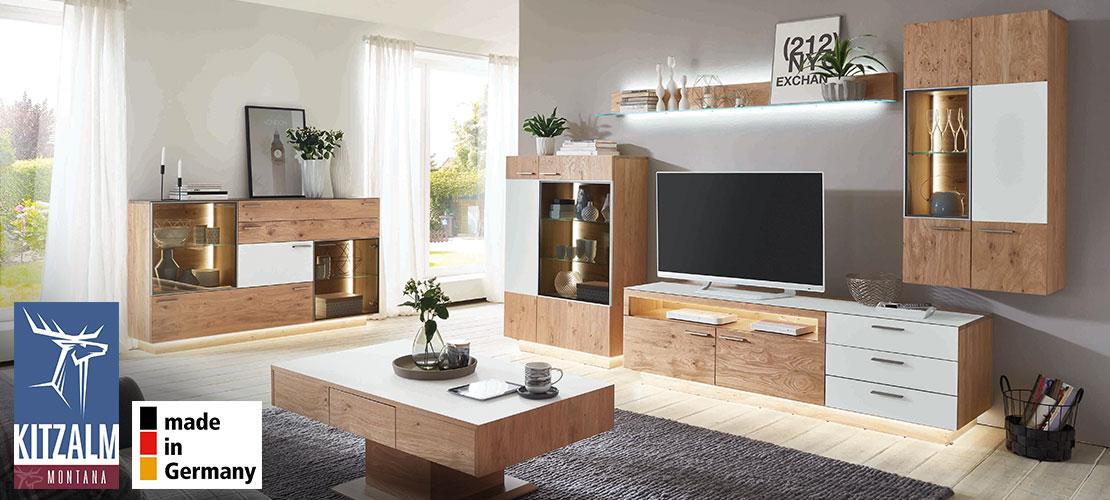 Wohn- und Speisezimmermöbel von KITZALM MONTANA