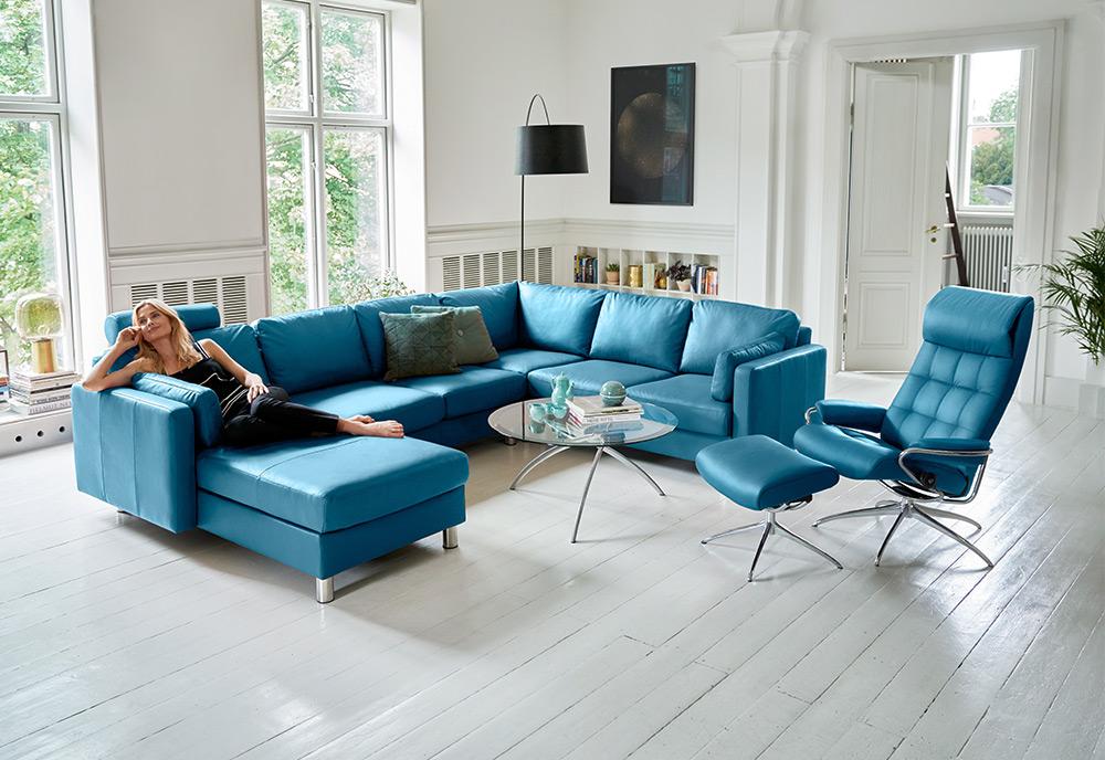 Stressless® Couch und Sessel | Möbel Schulze