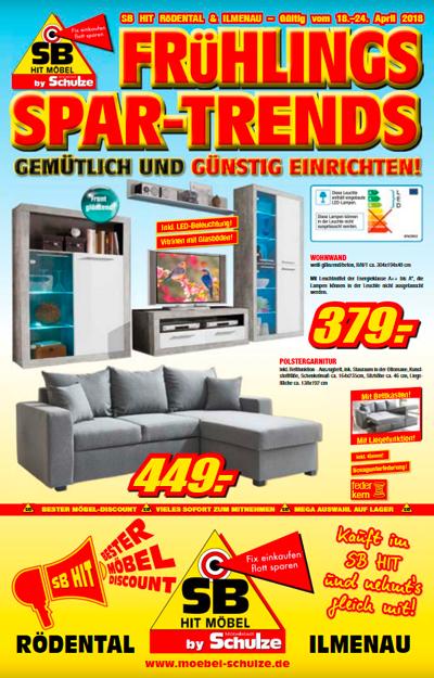 sb hit m bel ilmenau die aktionshalle der m belstadt schulze. Black Bedroom Furniture Sets. Home Design Ideas