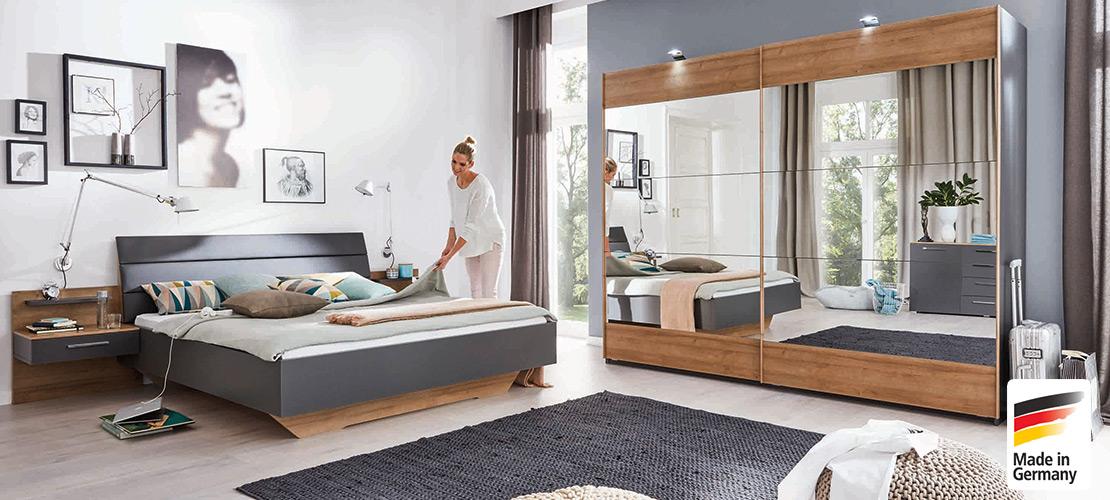 Exklusive Schlafzimmer & Matratzen | Möbel Schulze | Rödental & Ilmenau