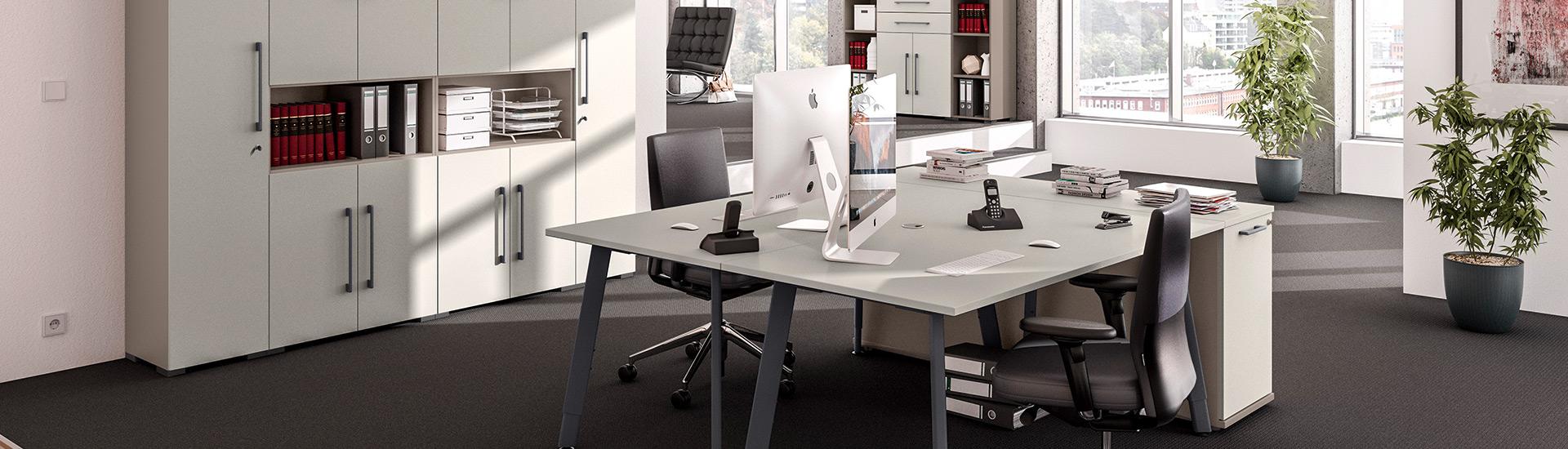 Büromöbel für Rödental und Coburg | Schulze Möbelstadt