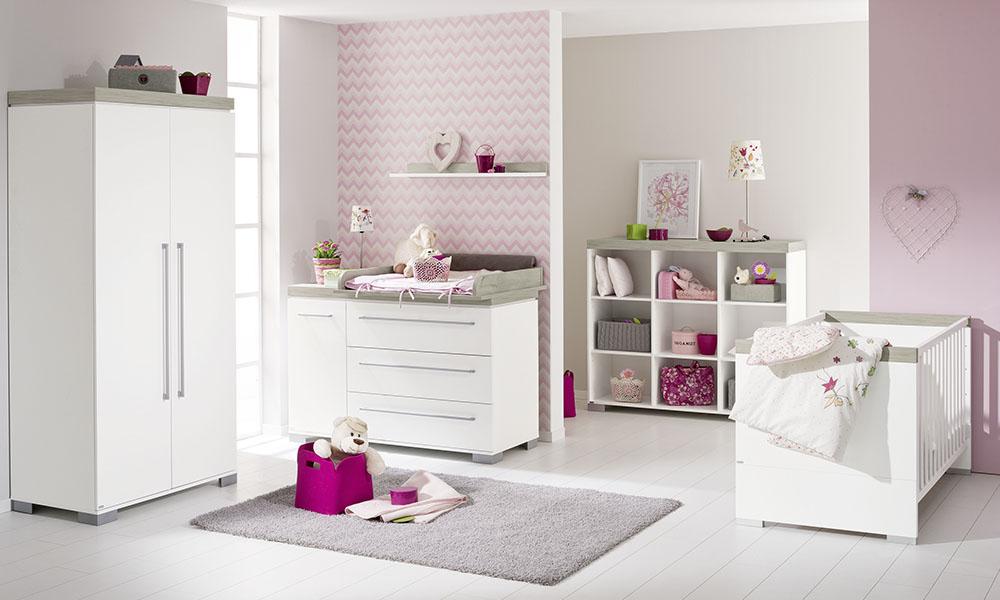 PAIDI-Kira| Babyzimmer | Mitwachsende Kindermöbel