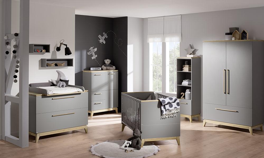 PAIDI-Sten | Babyzimmer | Mitwachsende Kindermöbel