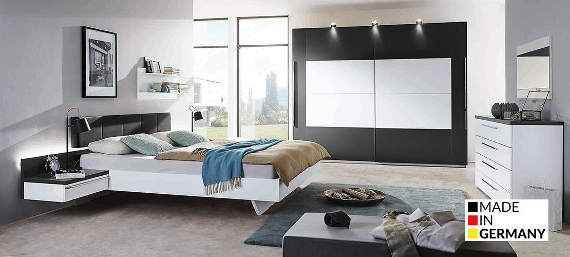 Schlafzimmer zum Schnäppchenpreis | made in Germany