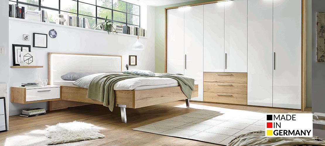 Zeitloses Schlafzimmer | made in Germany
