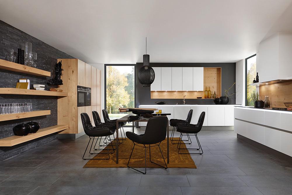 Moderne Nolte Küche | Möbel Schulze