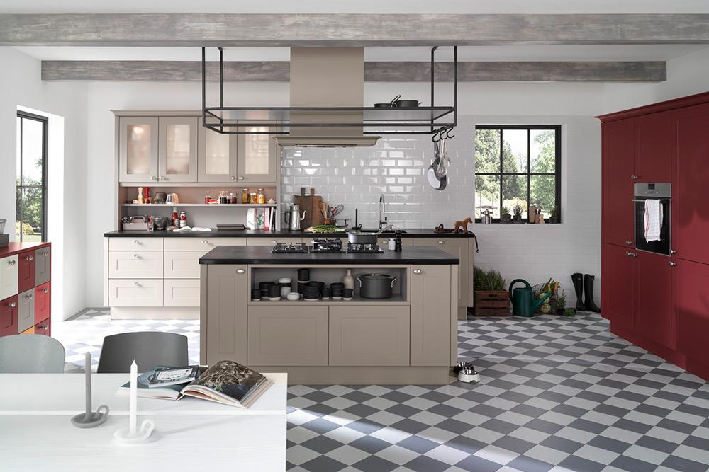 Nolte Landhausküche | Möbel Schulze