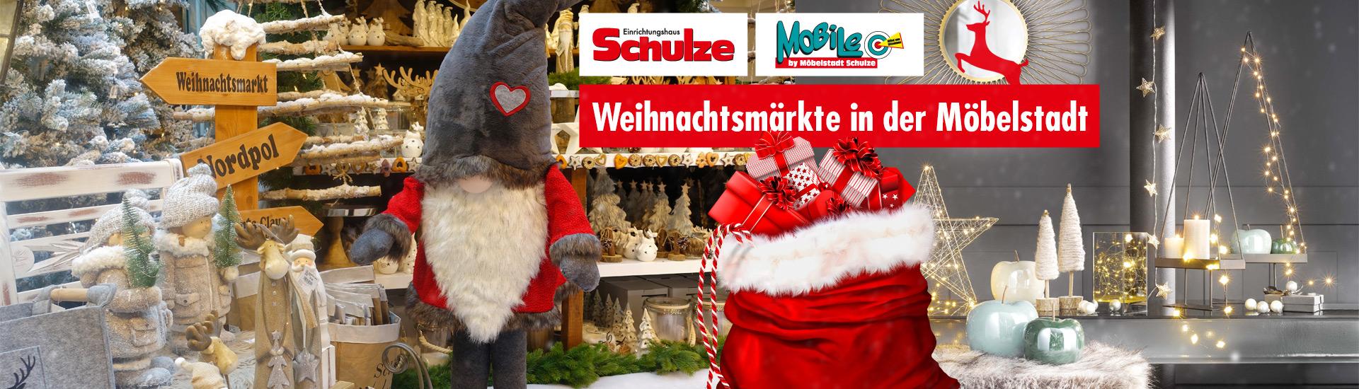 Eröffnung der Weihnachtsmärkte | Möbel Schulze