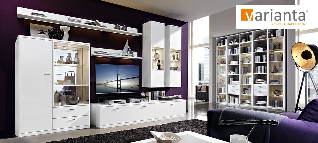 Varianta-Wohnzimmermöbel - Wohkombination