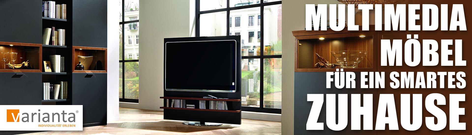 Multimedia-Möbel für ein smartes Zuhause | Möbel Schulze