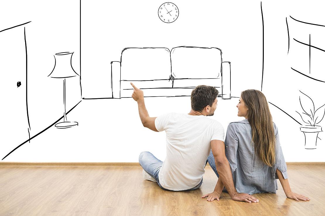 Kleine Räume richtig einrichten | Möbel Schulze