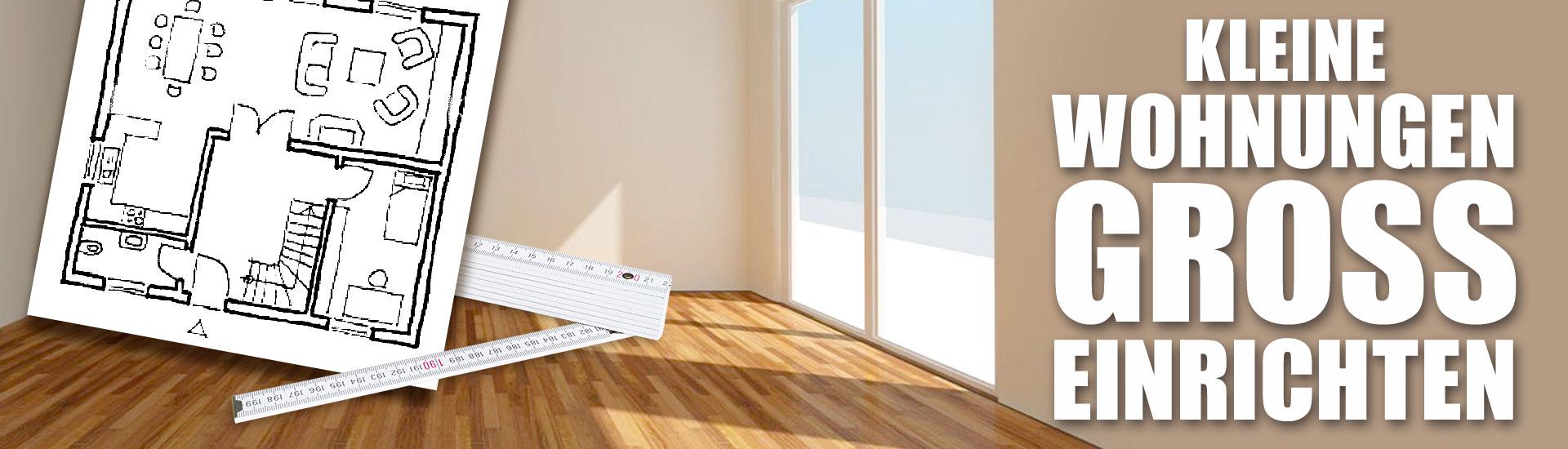 Kleine Wohnungen richtig planen | Möbel Schulze