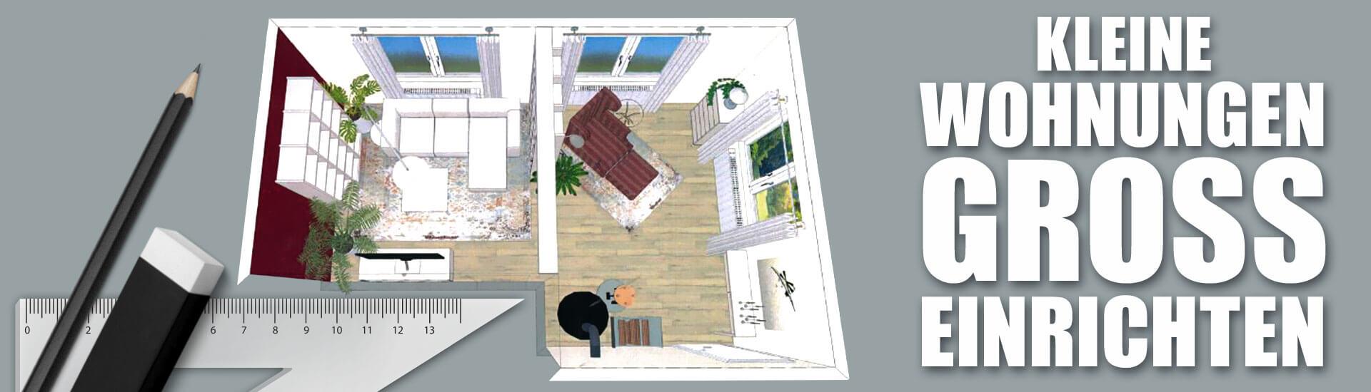 Tipps für kleine Räume | Möbel Schulze