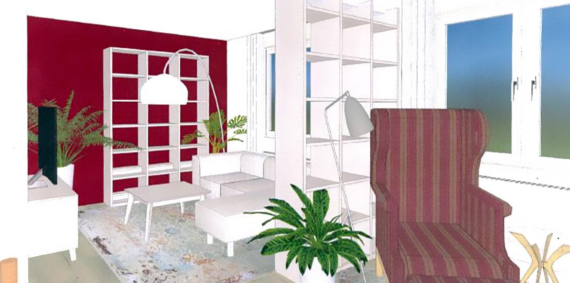 Varianta-Valea Regal - Planung für kleine Räume