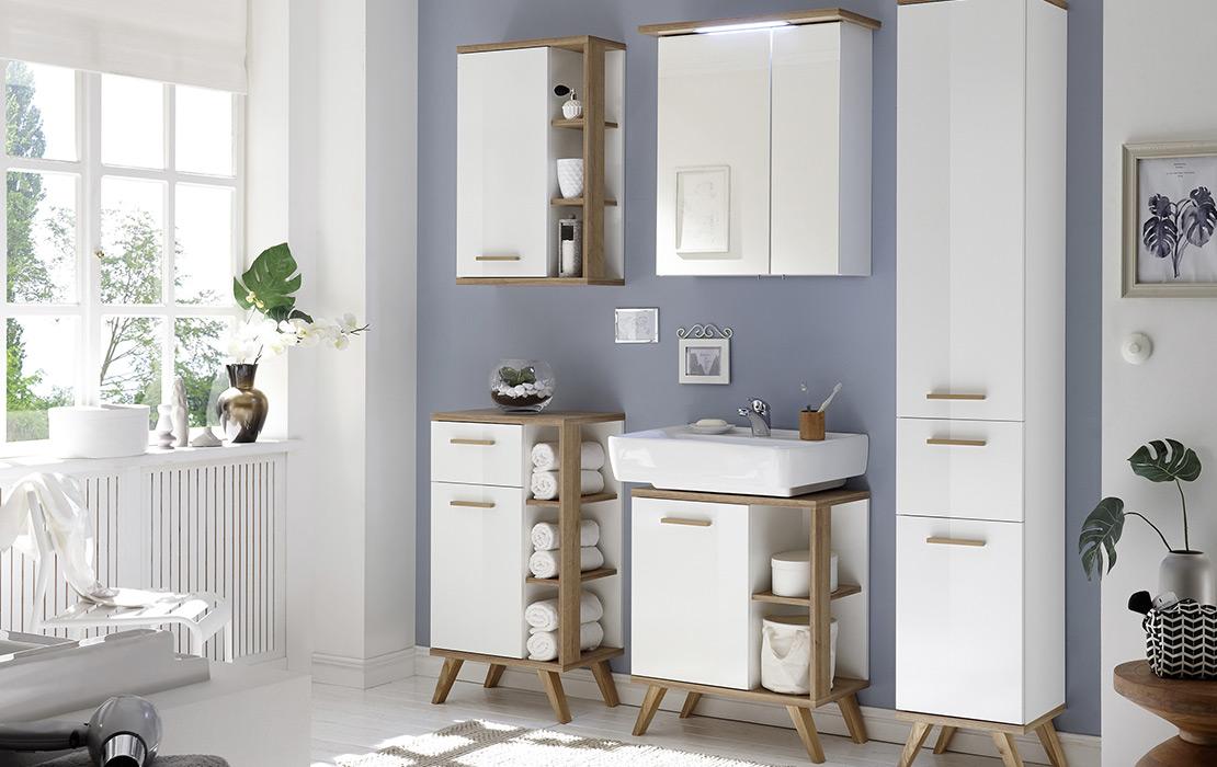 Ein Badezimmer wie neu - ohne Renovierung | Blog | Möbel Schulze