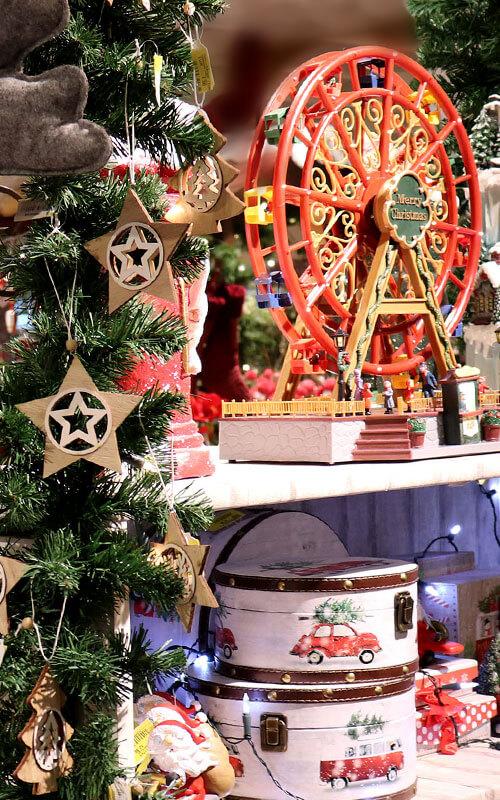 Nostalgische Weihnachtlichsdekoration - Möbel Schulze | Rödental & Ilmenau