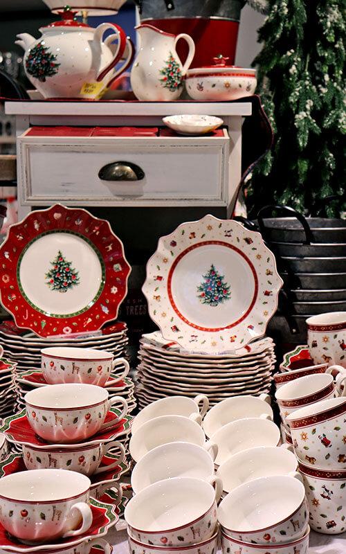 Villeroy & Boch Weihnachtsgeschirr - Möbel Schulze | Rödental & Ilmenau