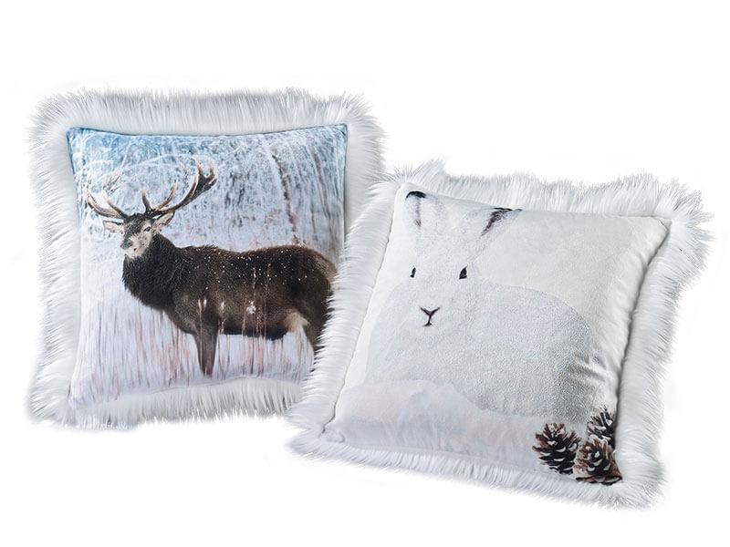 Kissen mit Wintermotiven | Möbel Schulze