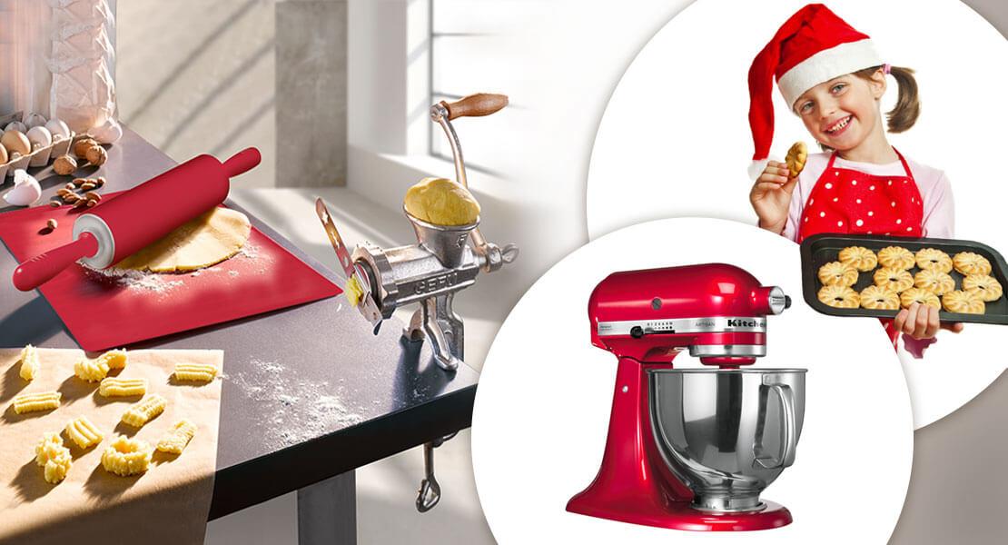 KitchenAid - Weihnachtsbäckerei | Möbel Schulze | Rödental & Ilmenau